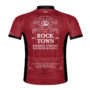 Rock Town Cycling Jersey Back