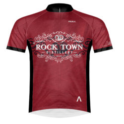 Rock Town Cycling Jersey Front