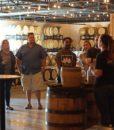 Rock Town Distillery Barrel House Tour